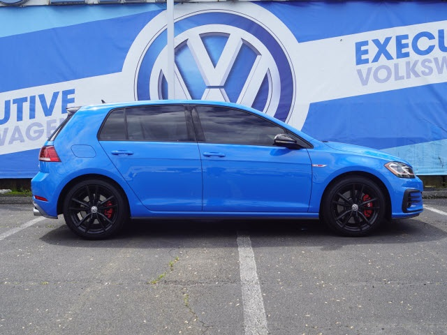 Pre-Owned 2019 Volkswagen Golf GTI 2.0T Rabbit Edition
