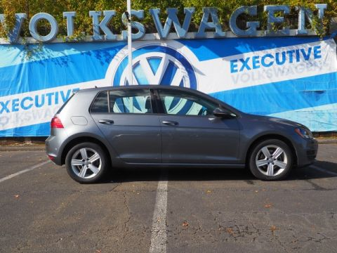 Certified Pre-Owned 2017 Volkswagen Golf Wolfsburg
